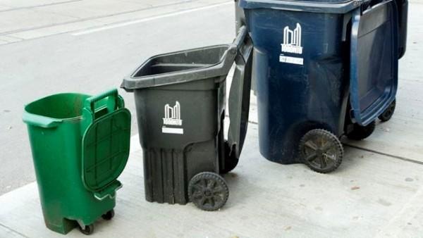 Toronto Garbage Bins