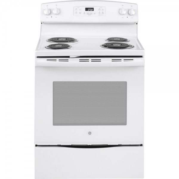 Cooking oven range element type