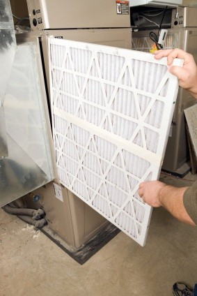 Change furnace filters