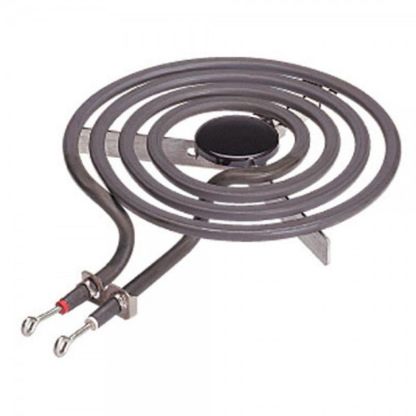 Cooking oven surface range element