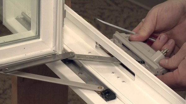 Casement window operator