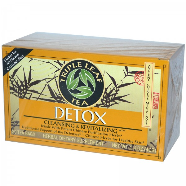 Detox Tea Triple Leaf