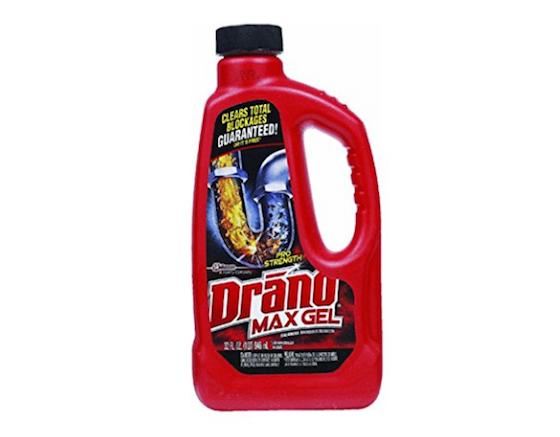 Drano Max Gel