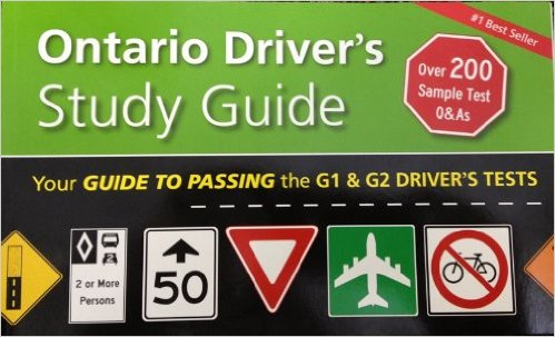 Ontario Drivers Test Book