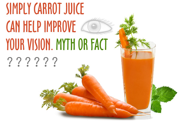 Carrot Juice Vitamin A